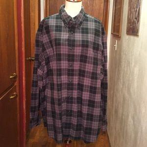 Men's dress shirt Eddie Bauer large